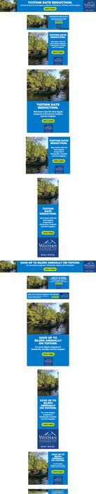 Degree Programs - Carnegie - WOTP - Retargeting Ads Sets 1 & 2 - Sept 2020