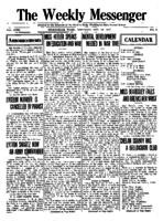 Weekly Messenger - 1917 October 13