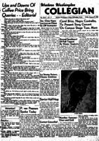 Western Washington Collegian - 1950 January 27