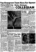 Western Washington Collegian - 1951 October 5