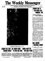 Weekly Messenger - 1922 June 23
