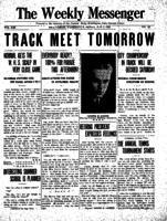Weekly Messenger - 1922 May 5