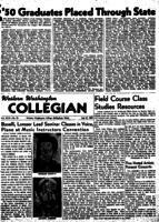 Western Washington Collegian - 1950 July 21