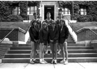 1987 WWU Track and Field NAIA All-American Honorees