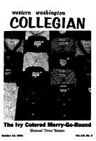 Western Washington Collegian - 1961 October 13