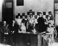 1900 Faculty