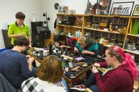 Double reed clinic