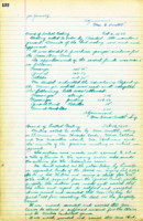 AS Board Minutes - 1922 February