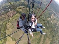 Paragliding - Santa Felix, Colombia