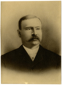Portrait of Jacob Beck