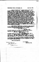 WWU Board minutes 1907 June
