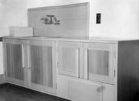 1944 Work Room Sink