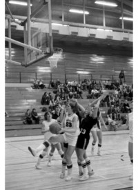 1976 WWSC vs. Central Washington State College