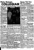 Western Washington Collegian - 1953 February 27