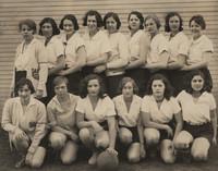 1931 Sophomore Speedball