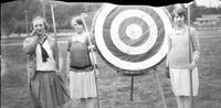 1926 Archery Women