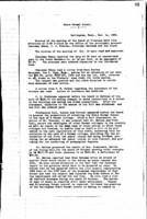 WWU Board minutes 1906 November
