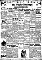 Weekly Messenger - 1925 December 18
