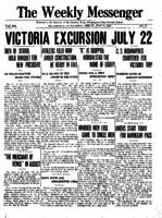 Weekly Messenger - 1922 July 14