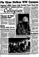 Western Washington Collegian - 1957 October 25