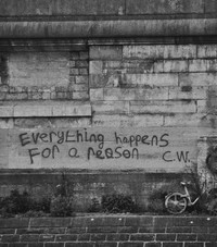Everything Happens for a Reason - Paris, France