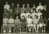 1965 Sixth Grade Class with Michael Murphy