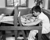 1948 Craig Smith Weaving