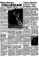 Western Washington Collegian - 1951 November 9