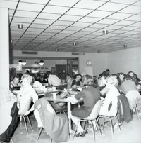1965 Cafeteria/Coffee Shop
