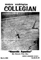 Western Washington Collegian - 1962 May 11