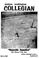 Western Washington Collegian - 1962 May 11