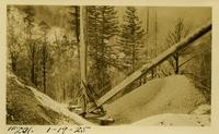 Lower Baker River dam construction 1925-01-19