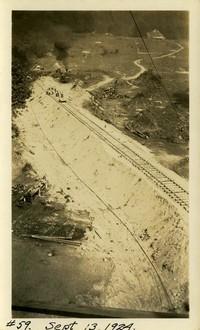 Lower Baker River dam construction 1924-09-13 Access railroad
