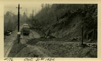 Lower Baker River dam construction 1924-10-31 Railroad tracks