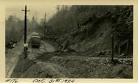 Lower Baker River dam construction 1924-10-31 Railroad tracks