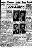 Western Washington Collegian - 1953 December 4