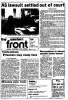 Western Front - 1972 October 17