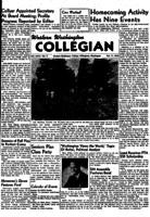 Western Washington Collegian - 1952 October 17