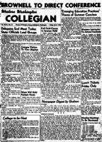 Western Washington Collegian - 1949 July 8