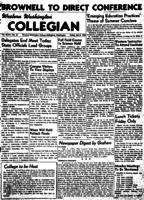 Western Washington Collegian - 1949 July 8