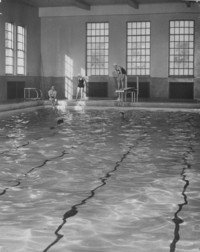 1947 Swimming Pool