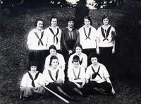 1919 Baseball Girls