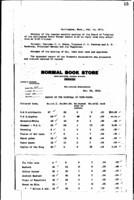 WWU Board minutes 1911 January