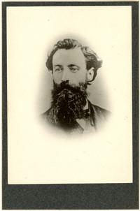 Portrait of R.V. Peabody