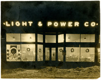 Puget Sound Light & Power Building, Bellingham, Washington