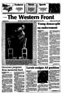 Western Front - 1988 January 15