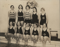 1931 Swimming Team