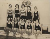 1931 Swimming Team