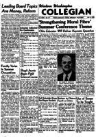 Western Washington Collegian - 1952 July 4