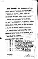 WWU Board minutes 1903 December